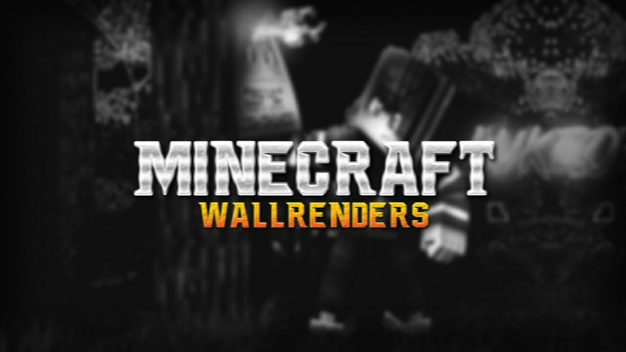 ➽ Minecraft WallRenders. ( Closed for commissions )