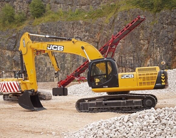 JCB JS200LC, JS240LC, JS300LC, JS450LC Tracked Excavator Service Repair Manual DOWNLOAD