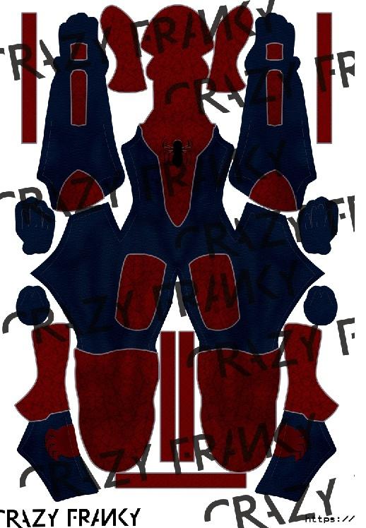 FanArt Civil War V2 pattern