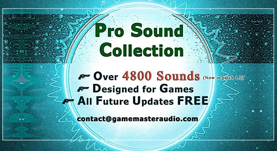 Pro Sound Collection  (16bit/48k)
