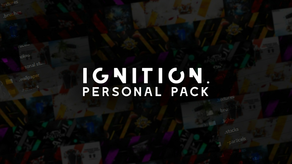 """""""IGNITION"""" - Personal Pack Vol. 1"""