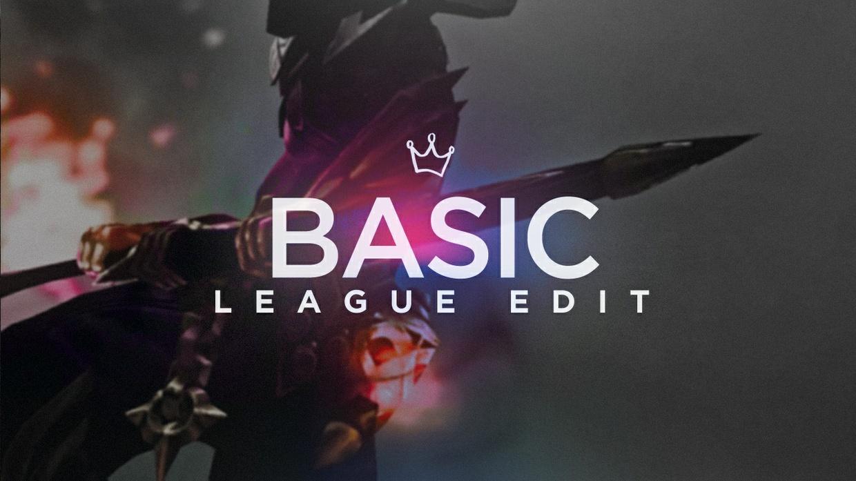 BASIC Project File (Sony Vegas)