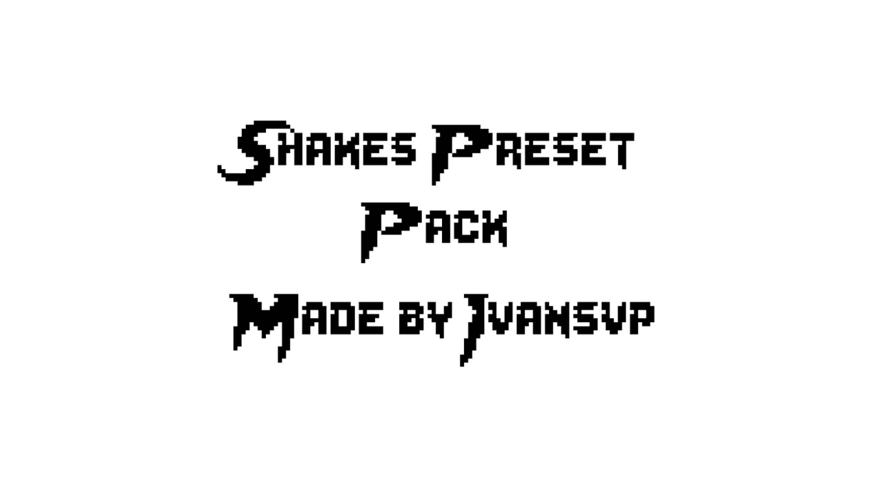 Shakes By Ivansvp