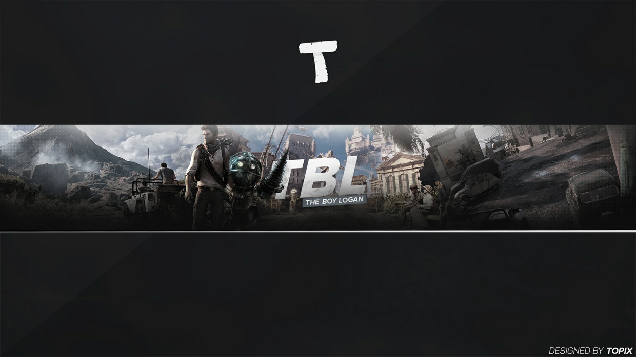 YouTube Channel Art Revamp (Banner + Profile Photo)