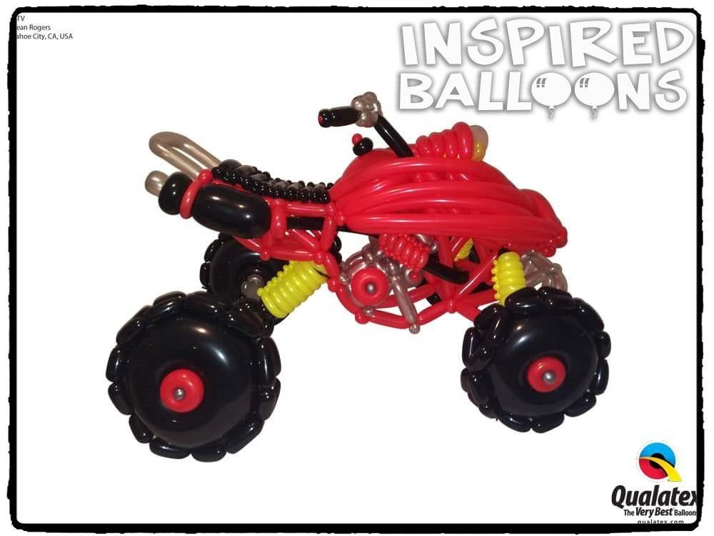 DISPLAY, RIDE ON, OR RIDE INSIDE ATV TUTORIAL