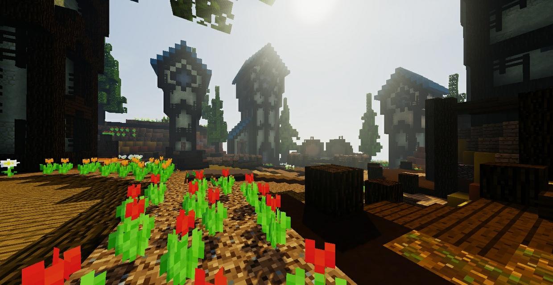 [Minecraft]  Lobby  (Skywars, Practice, waiting, etc.)