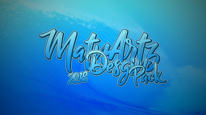 MatnArtz 2018 Designs pack V1