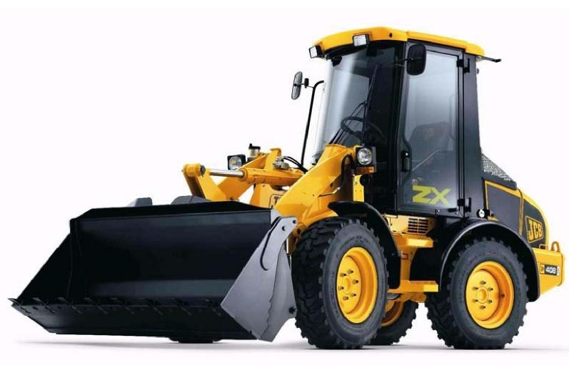 JCB 406 407 408 409 Wheeled Loader Service Repair Manual Download