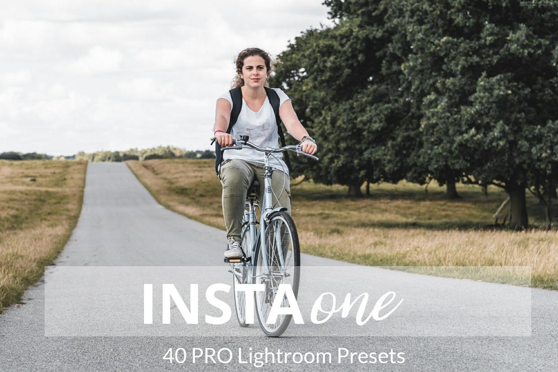 InstaOne 40 Lightroom Presets