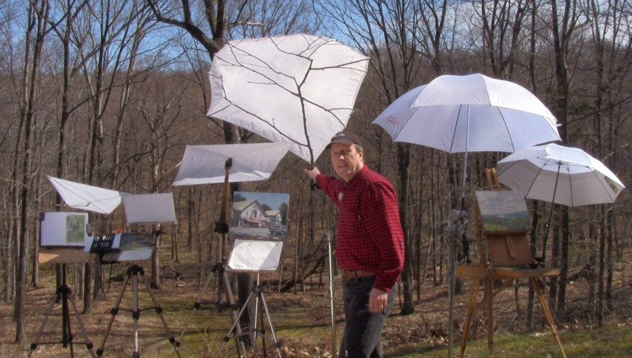 How to Make a Sketch Easel