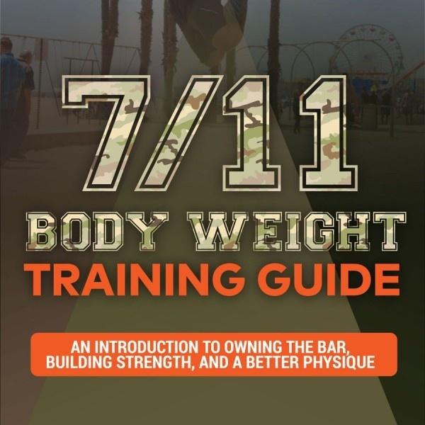 Brooklyn Tank 7/11 Bodyweight Training Guide