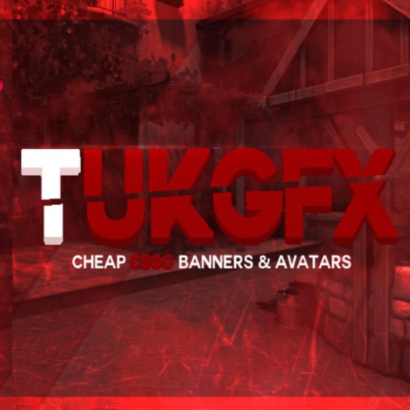 CS:GO Avatar and banner