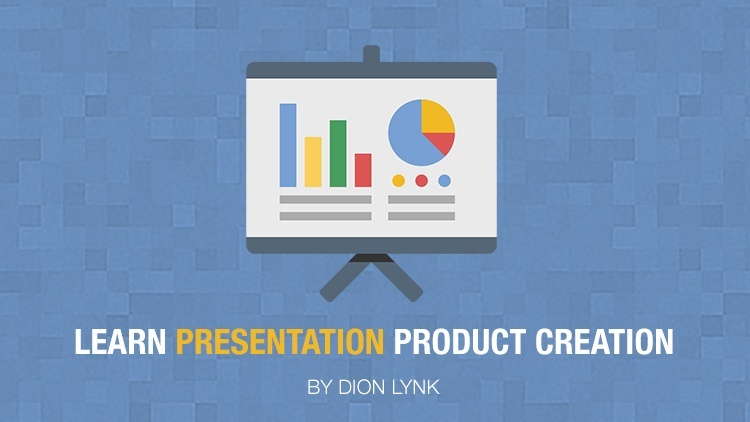Learn Presentation Product Creation