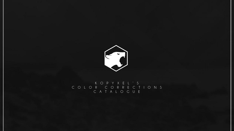 [BUNDLE] KOPYXEL'S CC CATALOGUES ( I + II )