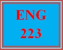 ENG 223 Week 3 Persuasive Messages