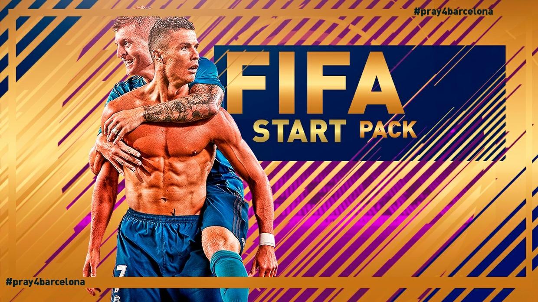 FIFA START PACK ( PACK GFX PARA FIFA 18 )