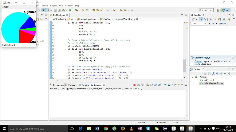 Piechart java program engineerankit sellfy piechart java program nvjuhfo Image collections
