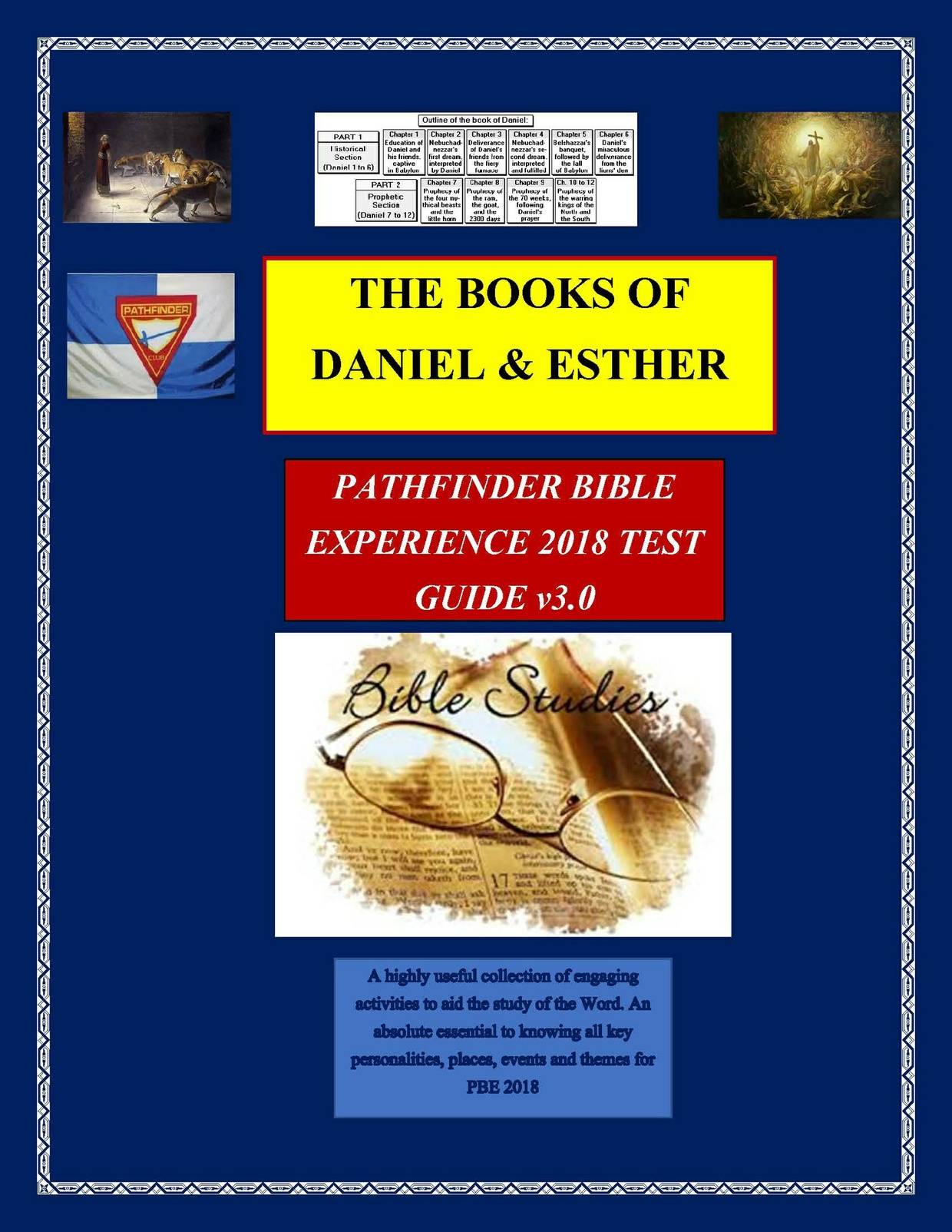 PBE 2018 - BOOK OF DANIEL & ESTHER