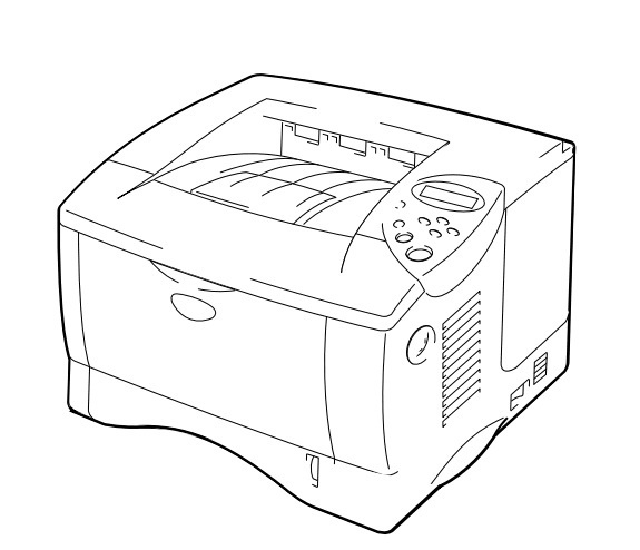 Brother Laser Printer HL-2060 Parts Reference List