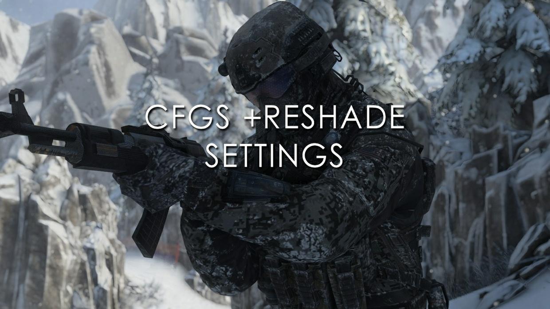 BLACK OPS 2 CFG + RESHADE PRESETS