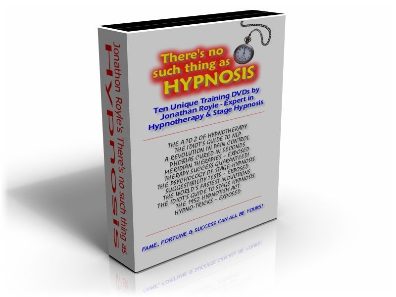 There's No Such Thing As Hypnosis & Hypno-Tricks