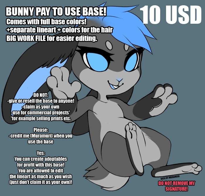 Bunny P2U base