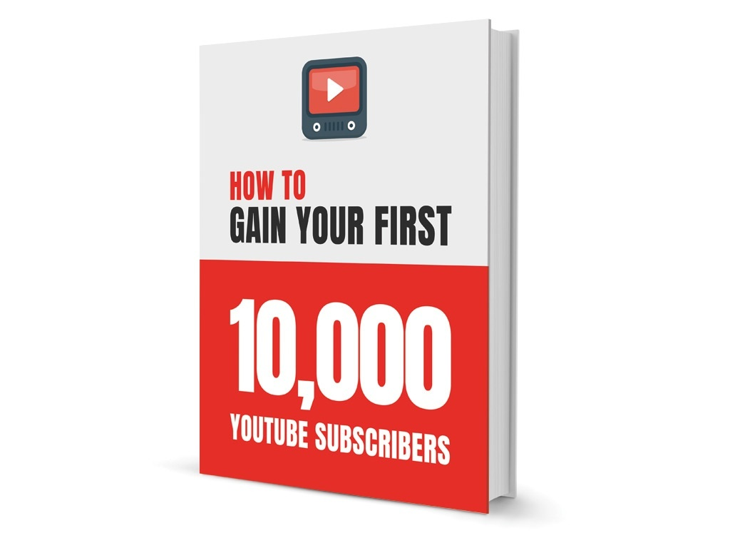 How to Gain Your First 10,000 YouTube Subscribers