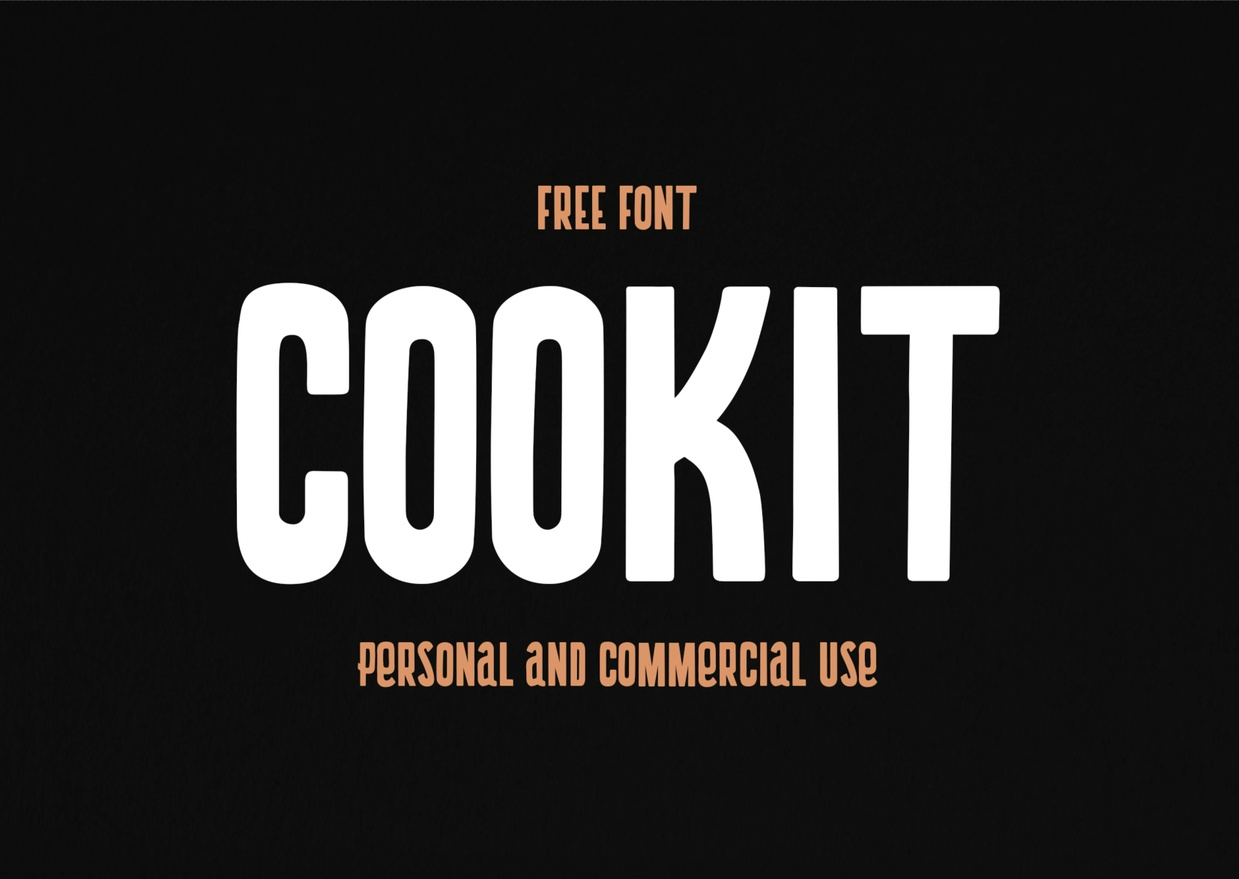 Cookit - Free Font
