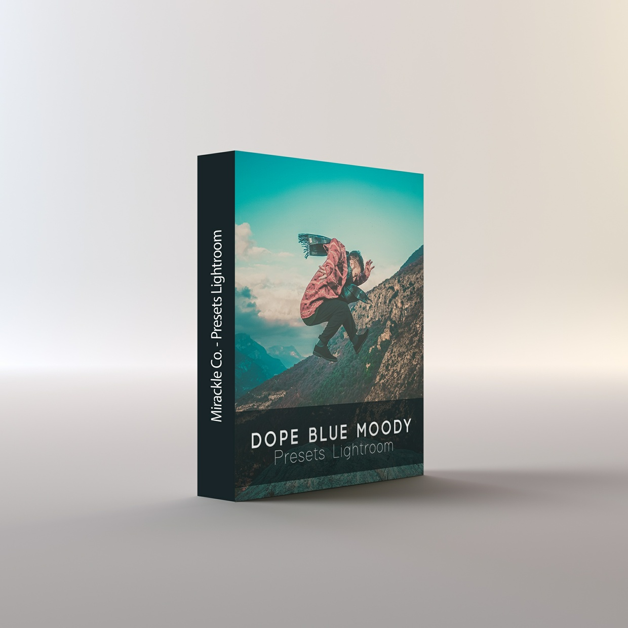 Dope Blue Moody Presets