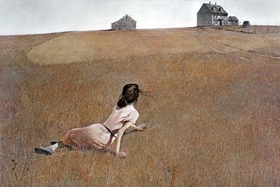 Andrew Wyeth: American Art History Project and Lesson