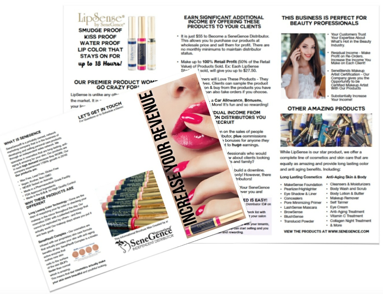 USA - Beauty Professional Recruiting Brochure