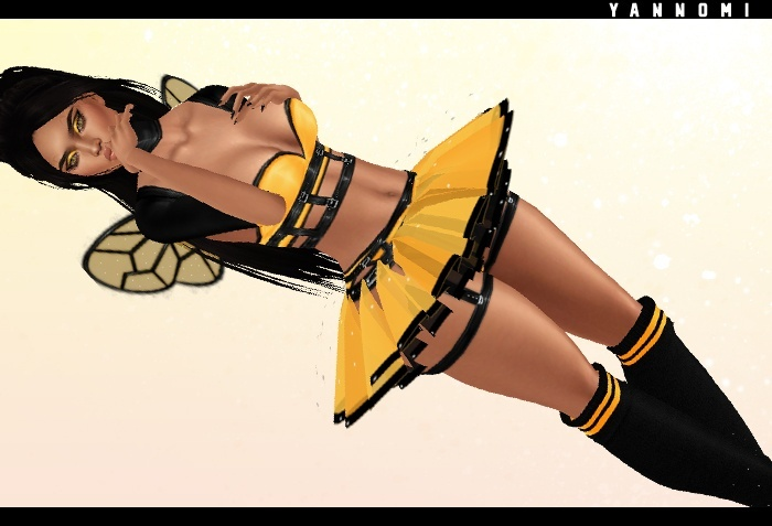 [ IMVU FILE SALES 2017: bee set ]