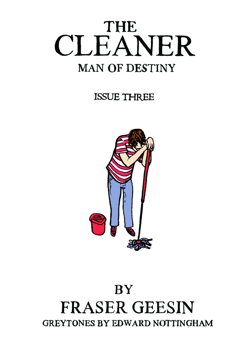 The Cleaner #3