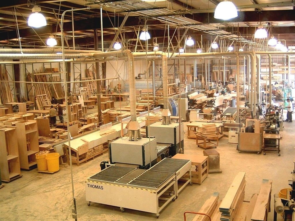 Project Profile On Furniture Manufacturing Plant