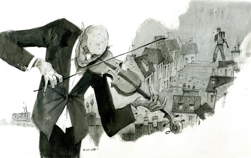 H.P. Lovecraft: La Musica di Erich Zann