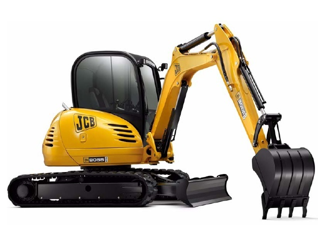 JCB 8055, 8065 Midi Excavator Service Repair Workshop Manual DOWNLOAD