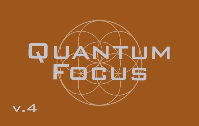 Quantum Focus - Super Mental Focus - Study / Work Focus Improvement - Binaural Beats (v4)