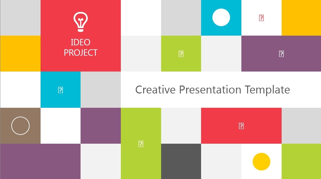 Ideo PowerPoint Presentation Template