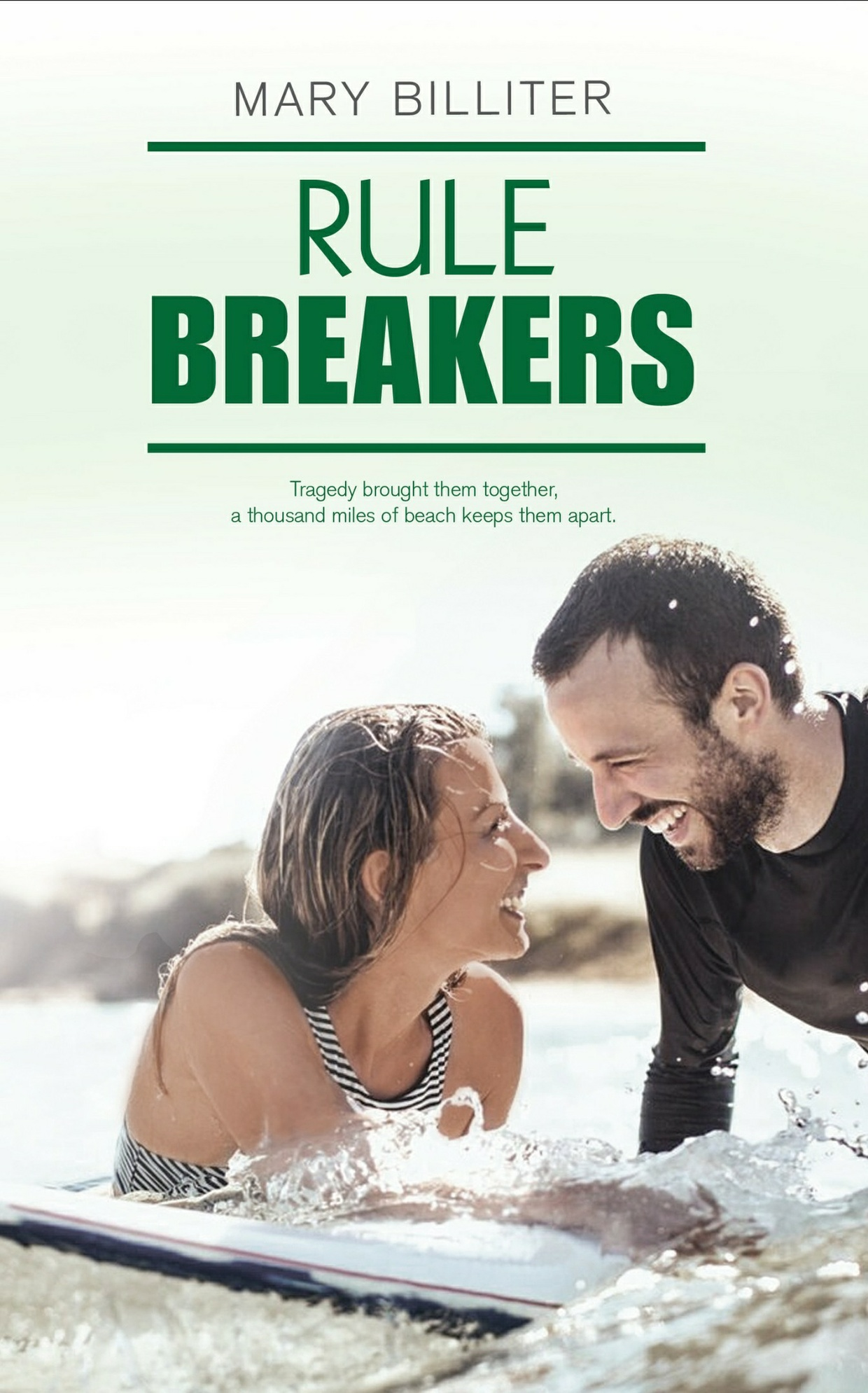 Mobi Rule Breakers by Mary Billiter