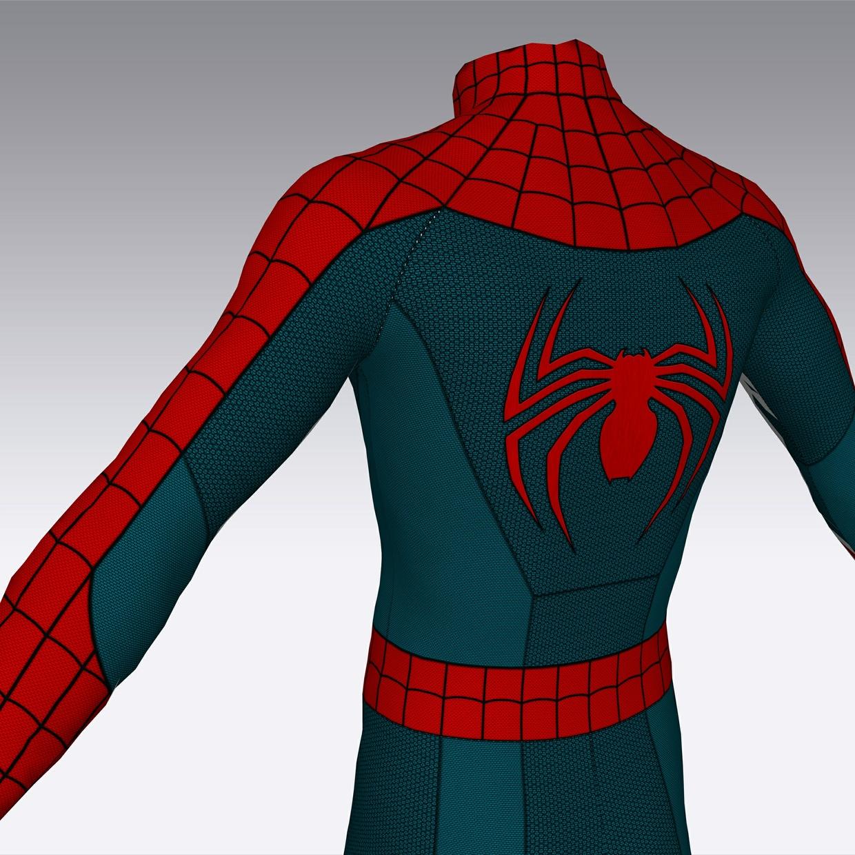 AlexCerva's SM The Arachnid Suit v2 Dye Sub Pattern