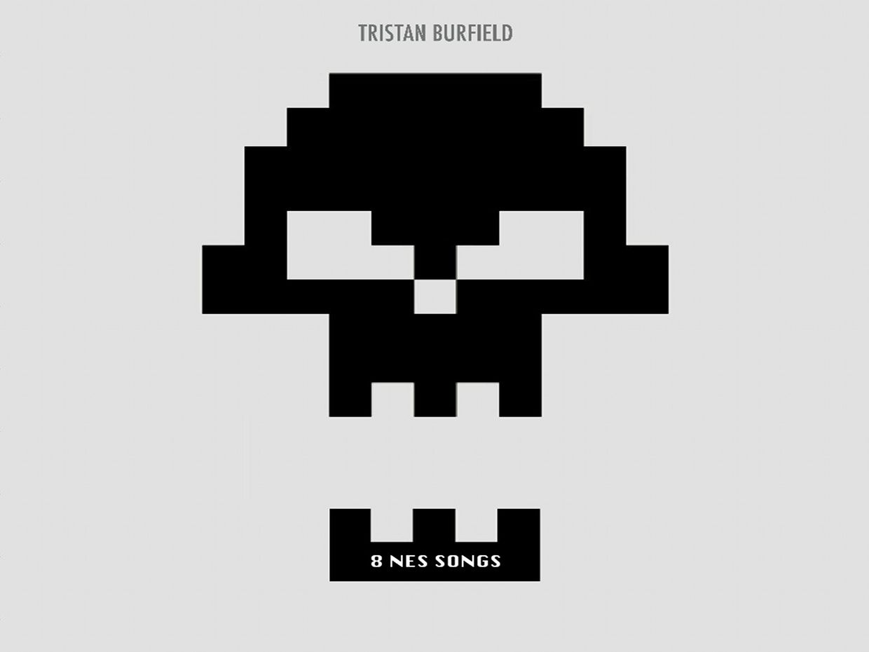 Tristan Burfield-8 Nes Songs LP