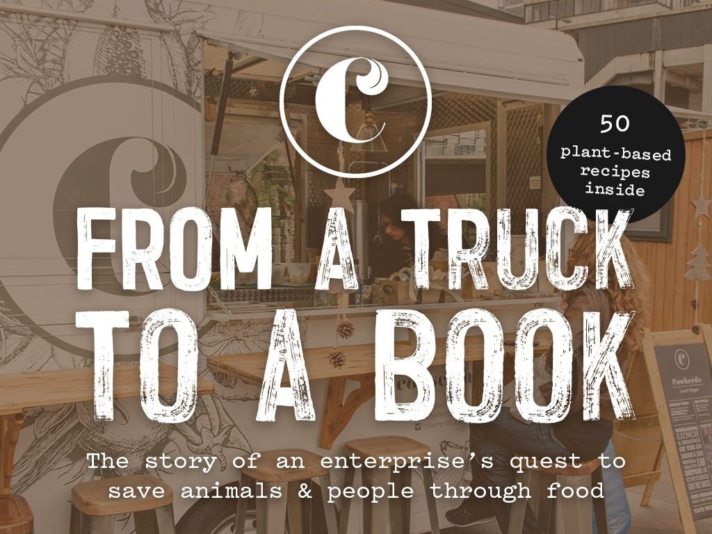 Cowherds - From a Truck to a Book