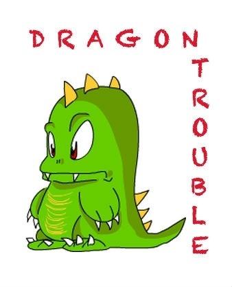 Dragon Trouble script for kids PDF
