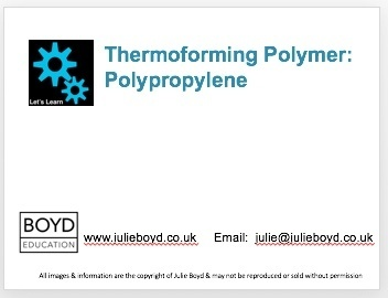 Thermoforming Polymer: Polypropylene