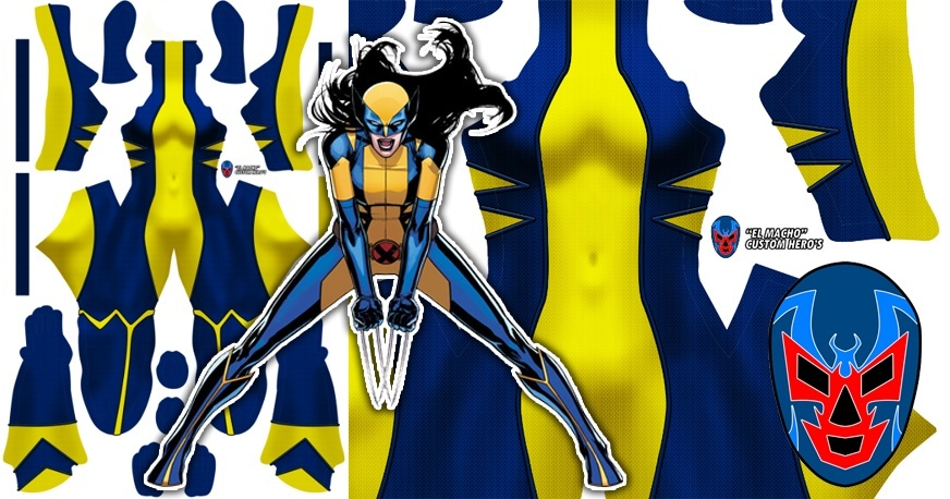 All new Wolverine X23
