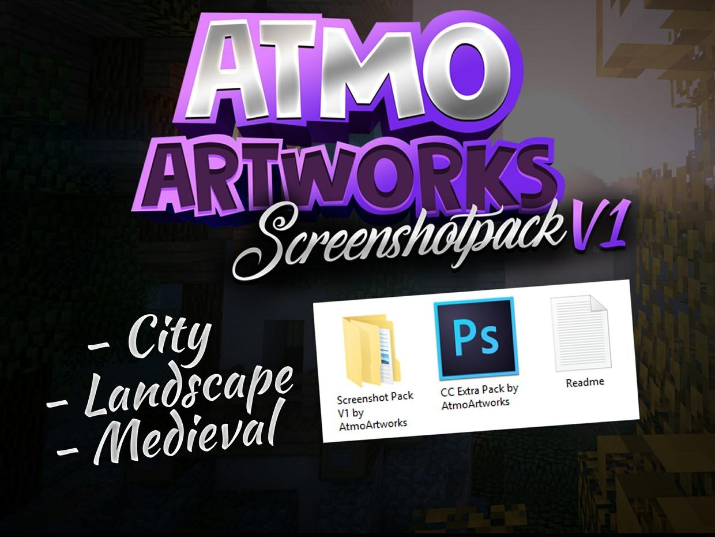 ATMO's Screenshot Pack V1  [170+]