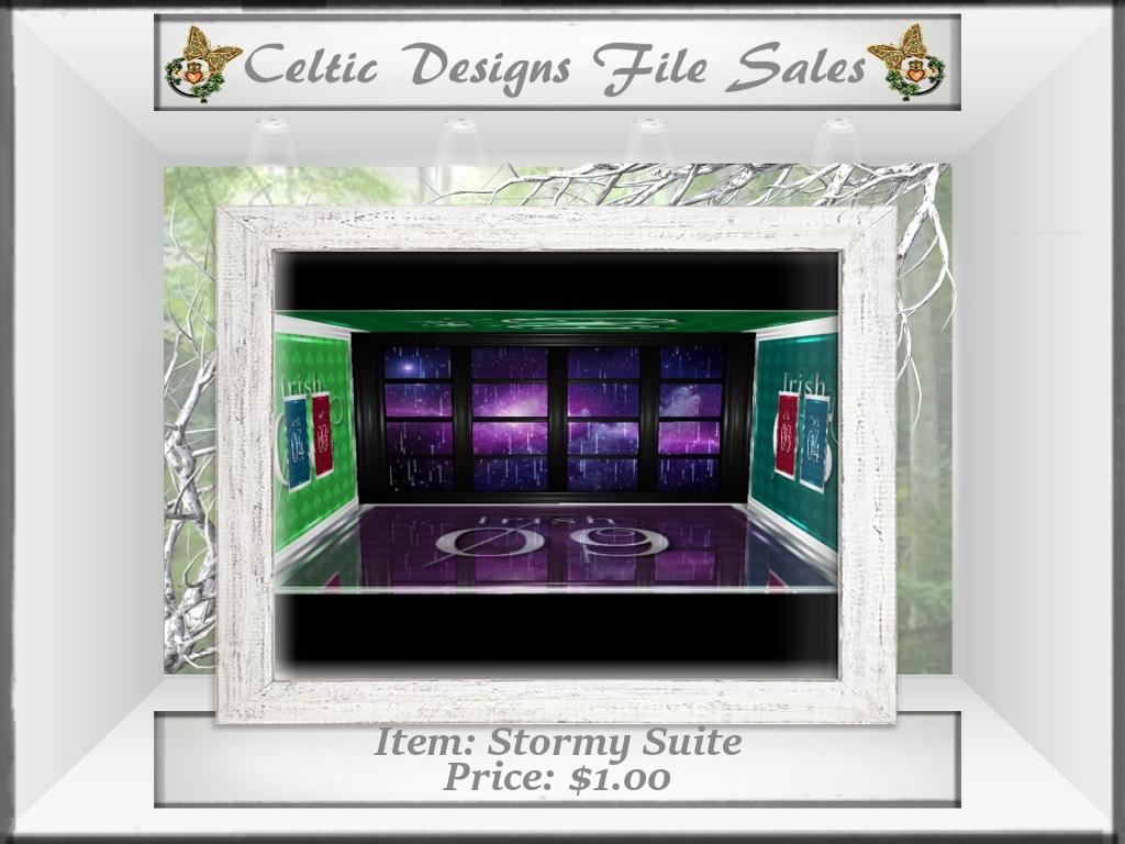 CD Stormy Suite Room Mesh