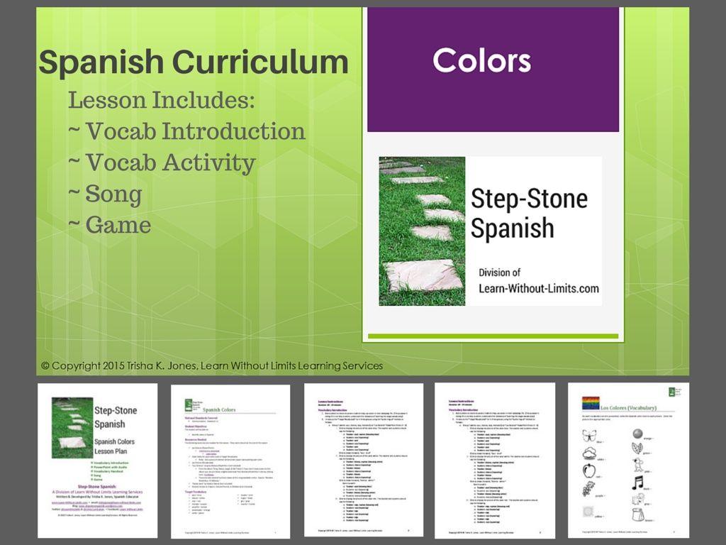lesson plan on colors - Etame.mibawa.co