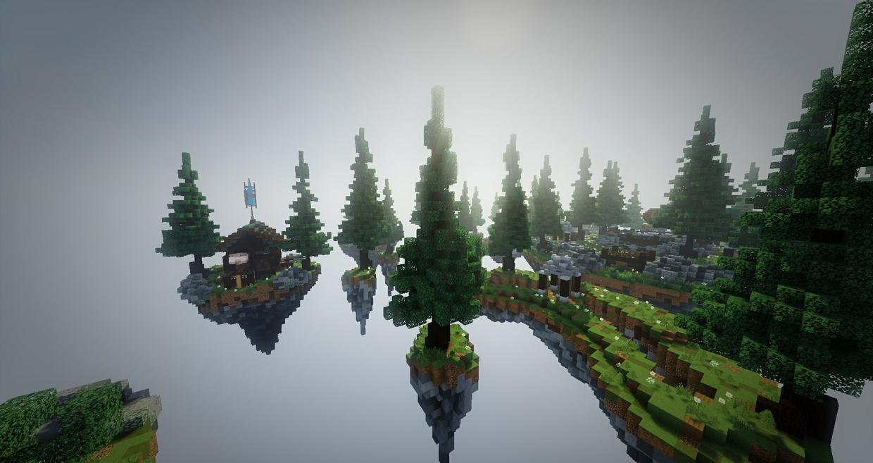 Lumber | SkyWars Map