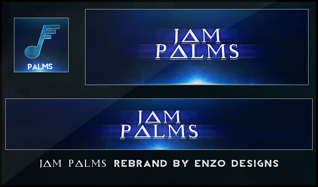 Jam Palms Project File PSD